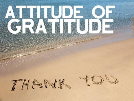 Image result for attitude of gratitude