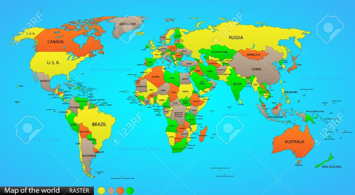 World map project thinglink 2 years ago 19553 gumiabroncs Image collections