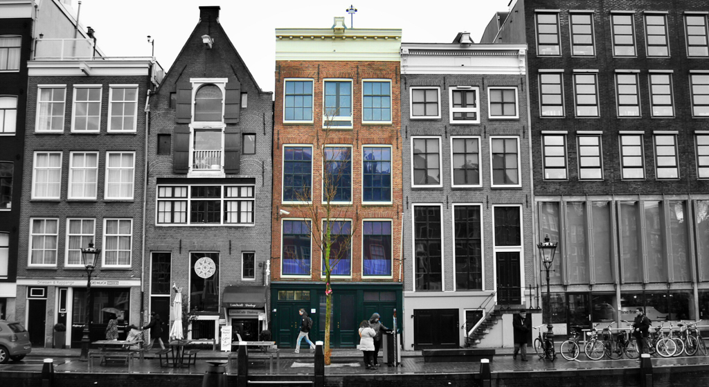Anne Frank House ThingLink