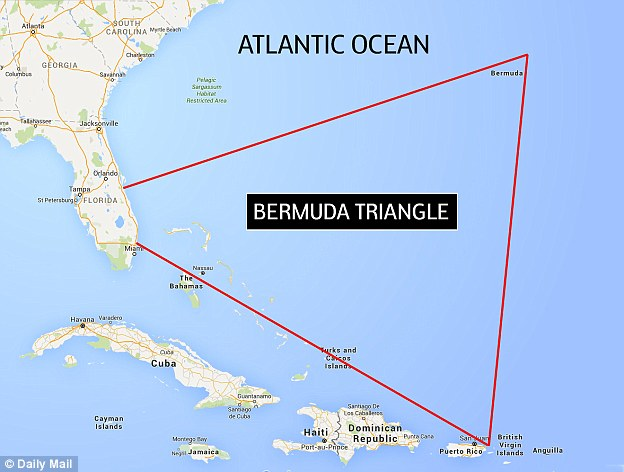 the bermuda triangle thinglink the bermuda triangle