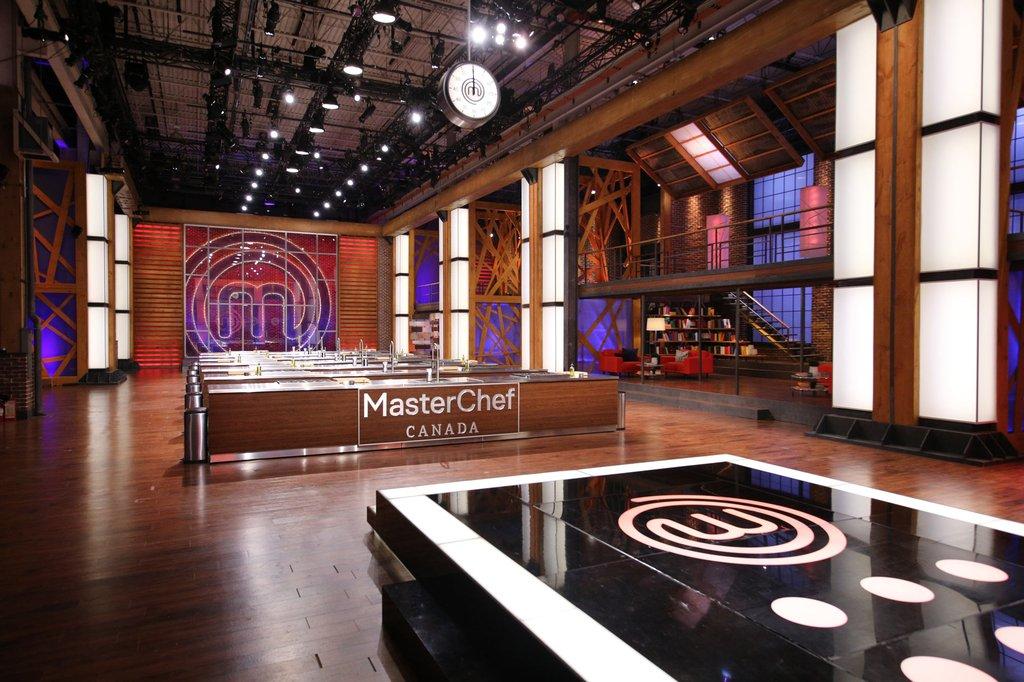 Behind The Scenes On Masterchef Canada S Season Three Set