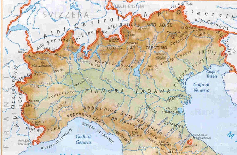 italia del nord(paesi e città posti da visitare) - thinglink