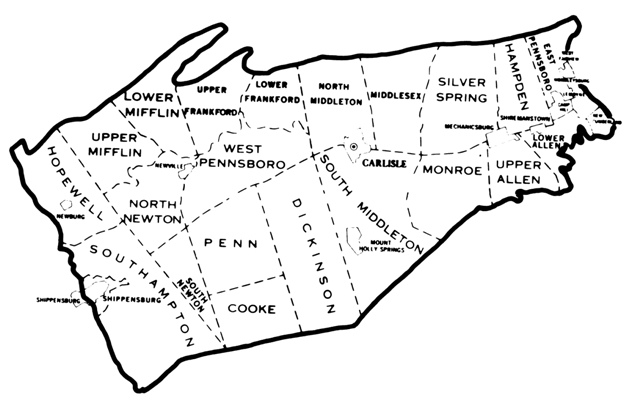 Cumberland County tax rates