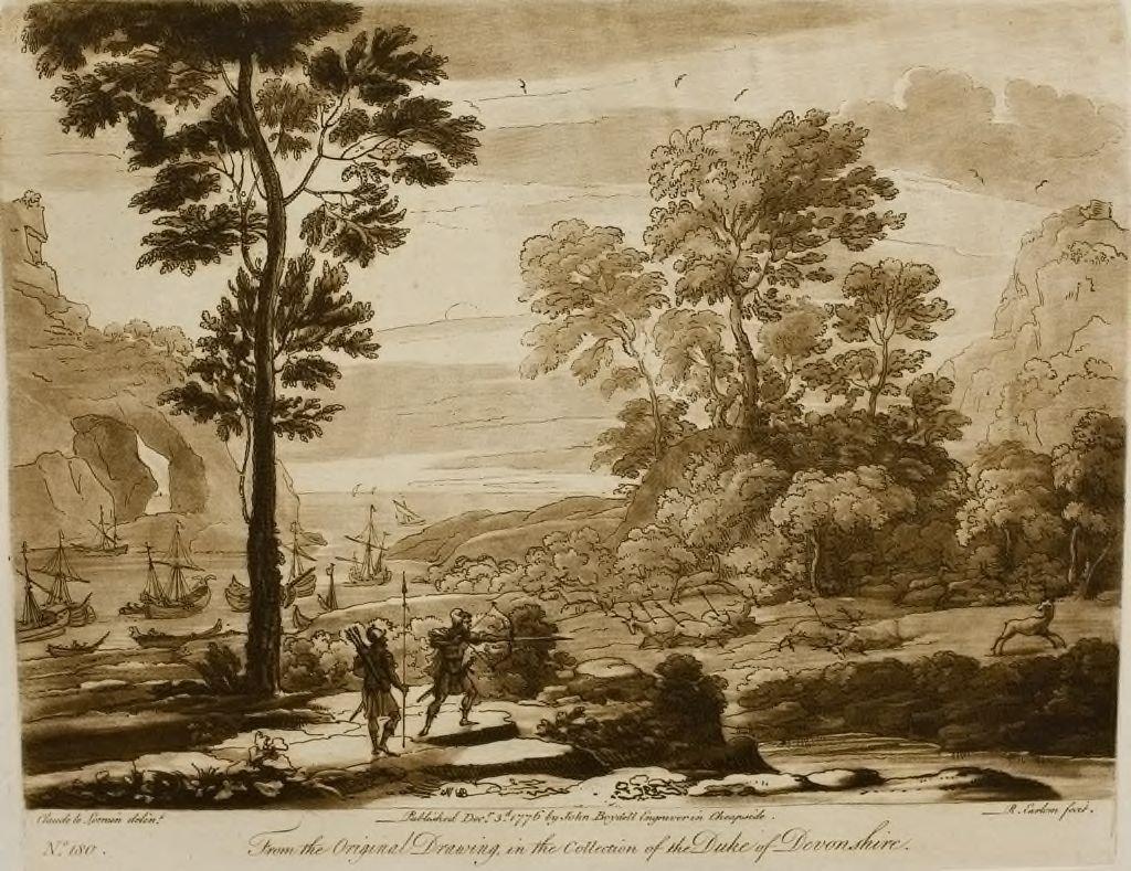 Aeneas Hunting