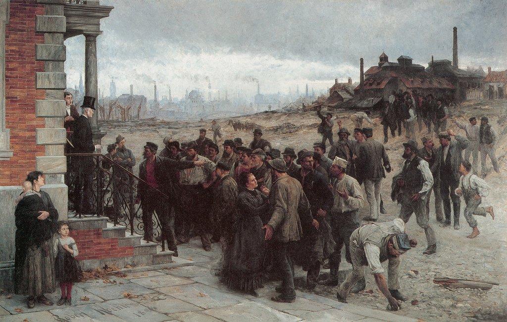 Streik | segu Geschichte