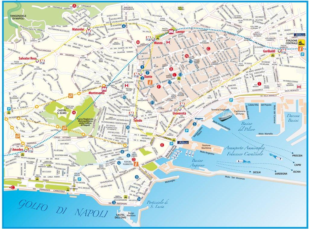 Cartina Napoli Pdf.Mappa Di Napoli Da Scaricare Bigwhitecloudrecs