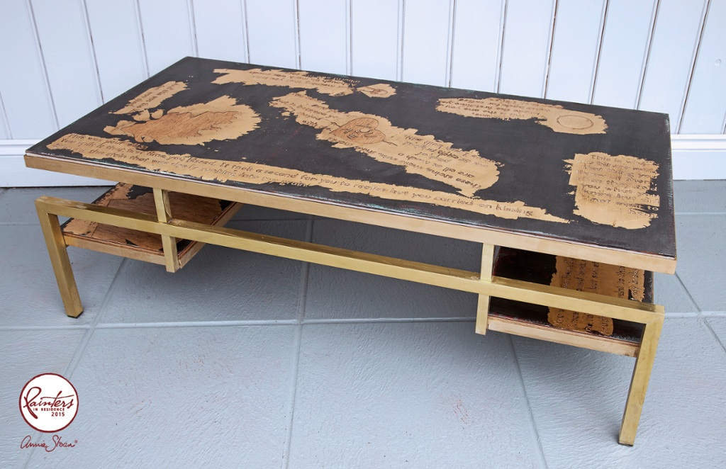 Tim Gould Coffee Table