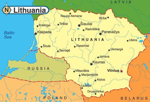 Lithuanians In Massachusetts