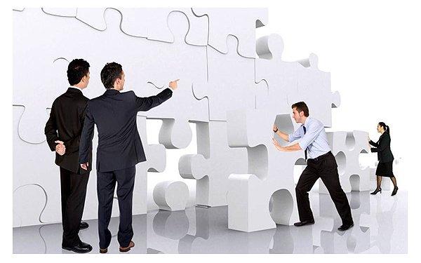 Com SAP Business One para PMEs, Você tem integração de todos os setors
