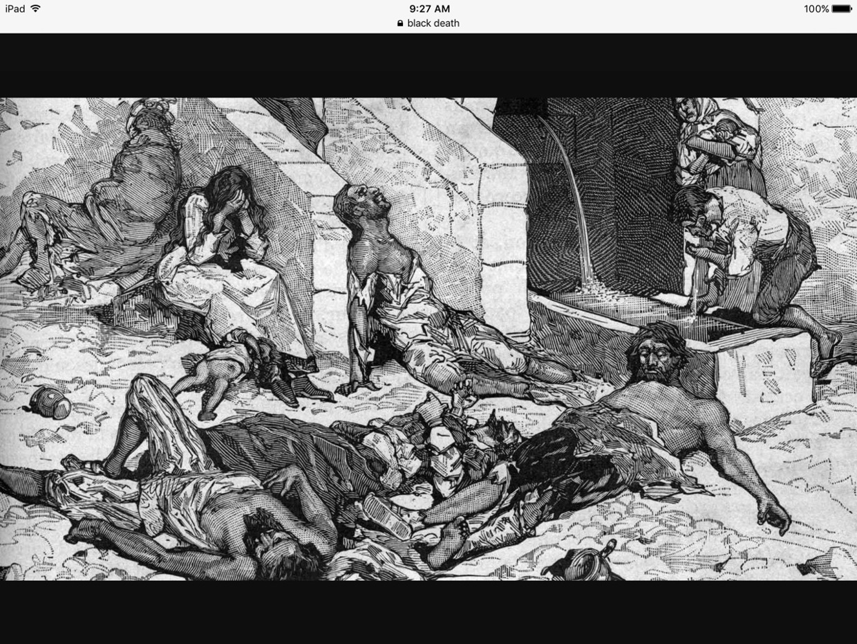 bubonic plague - photo #40