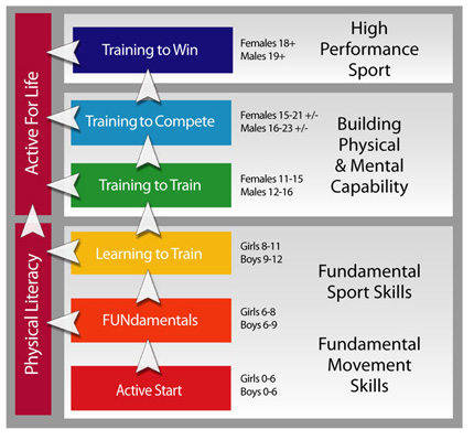 There are seven stages within the basic LTAD model:Stage ...