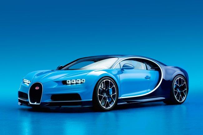 Dit Is De Nieuwe Bugatti De Snelste En Krachtigste Auto Ter Wereld