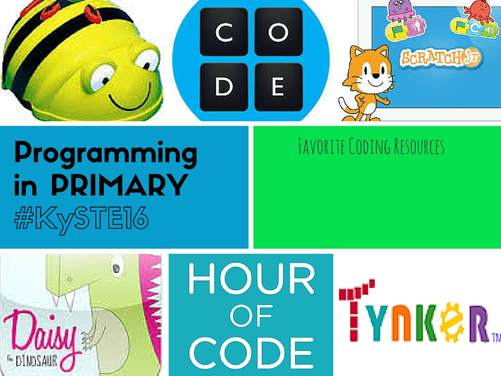 Programming in Primary Resources