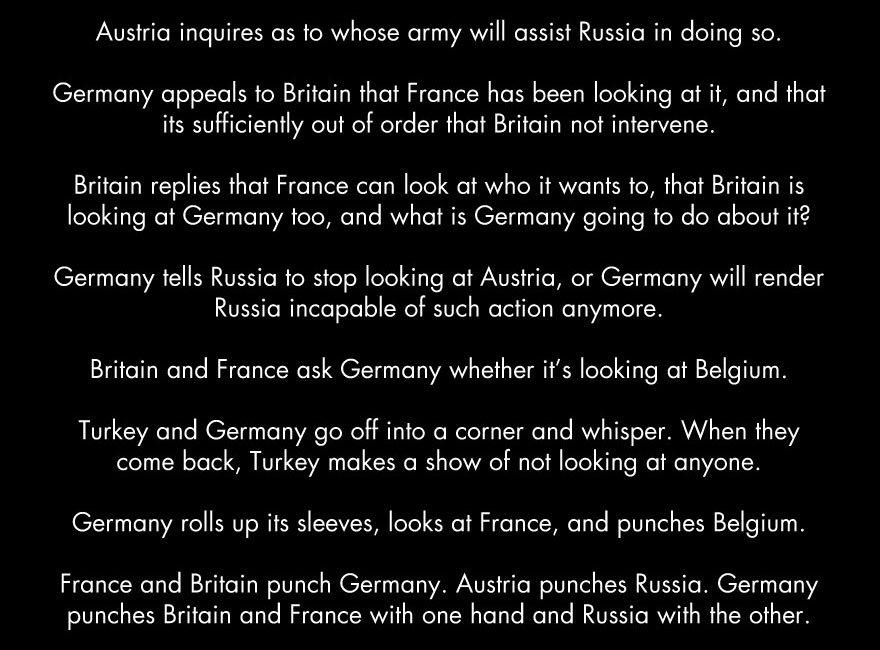WW I Bar Fight 2