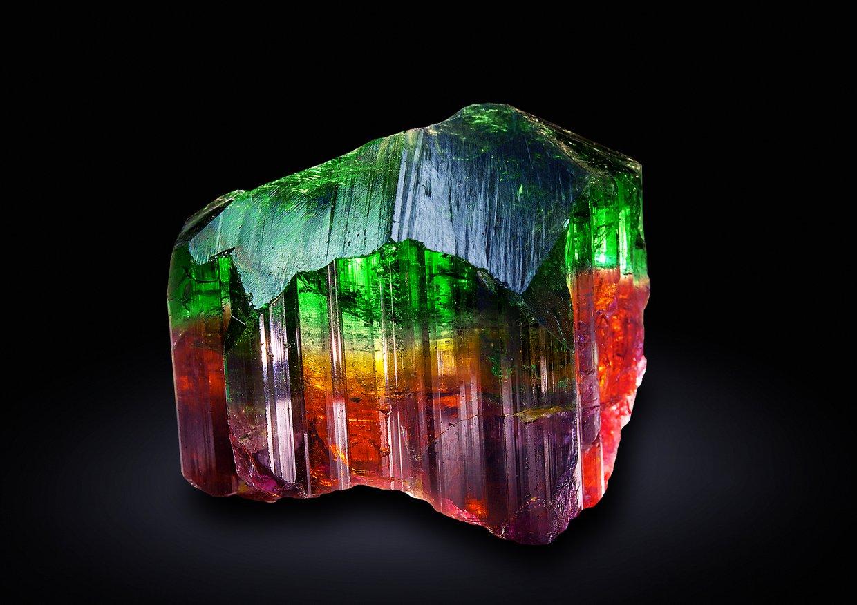 Tourmaline: United States National Gemstone