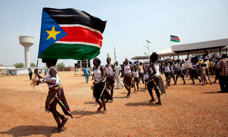 This is the Southern Sudan - ThingLink