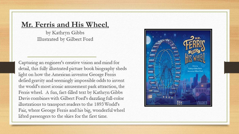 Kathryn Gibbs Website, Inventor George Ferris Information...