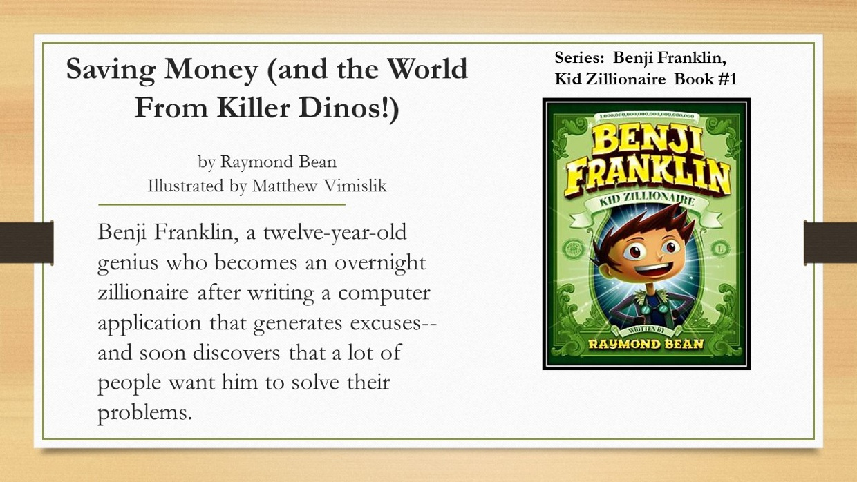 Saving Money (and the World From Killer Dinos!)