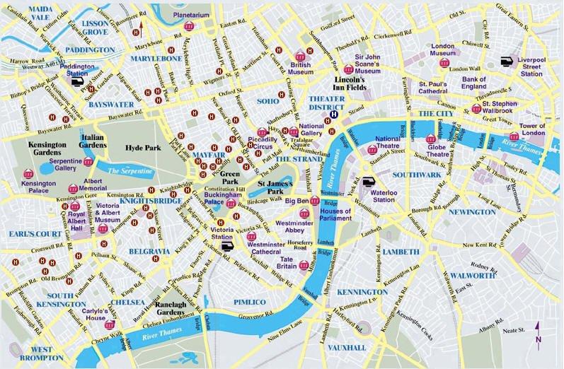 Big bentradizionalmente viene chiamata big ben l 39 intera t - Londra punti d interesse ...