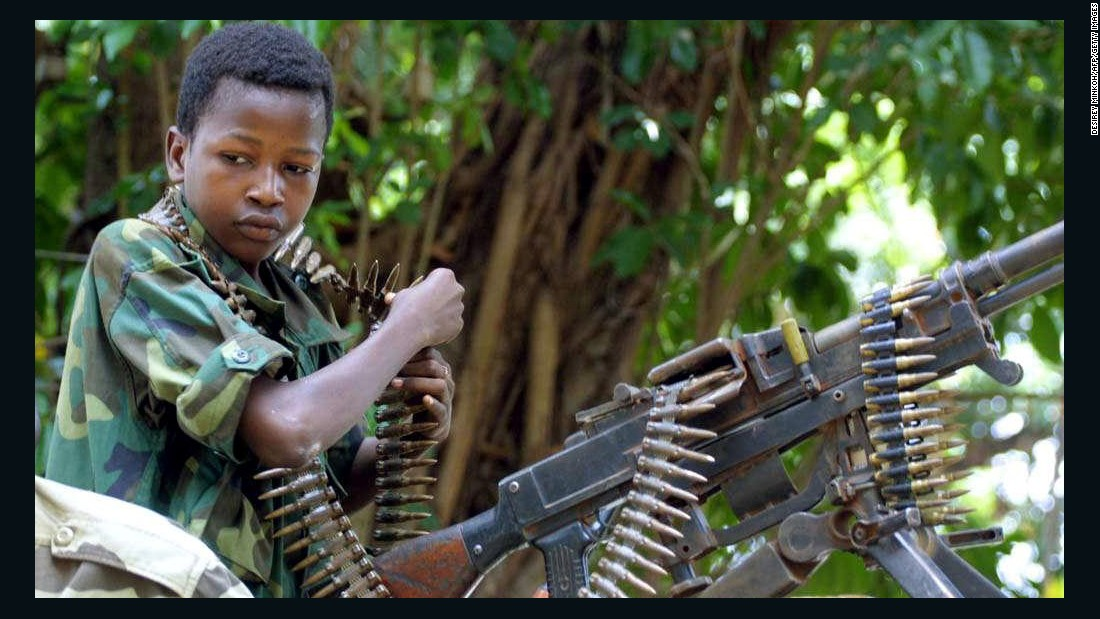 child members of the military movie