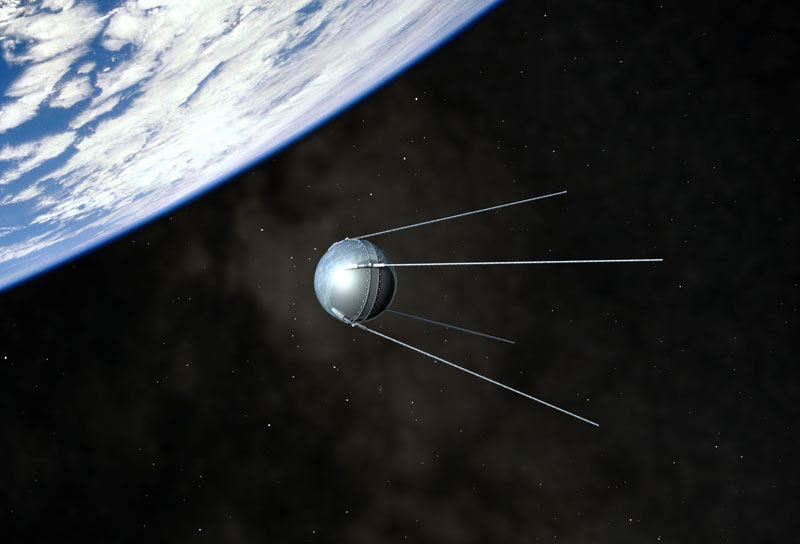 Interesting facts about the Sputnik I satellite - Life and style