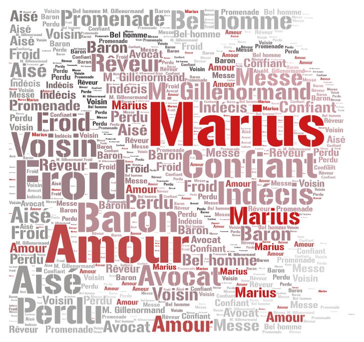 Marius by Maxine