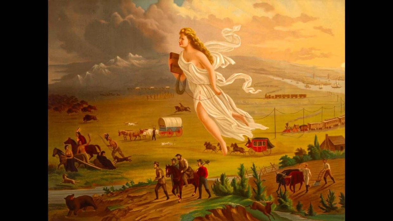 manifest destiny god gold amp glory thinglink
