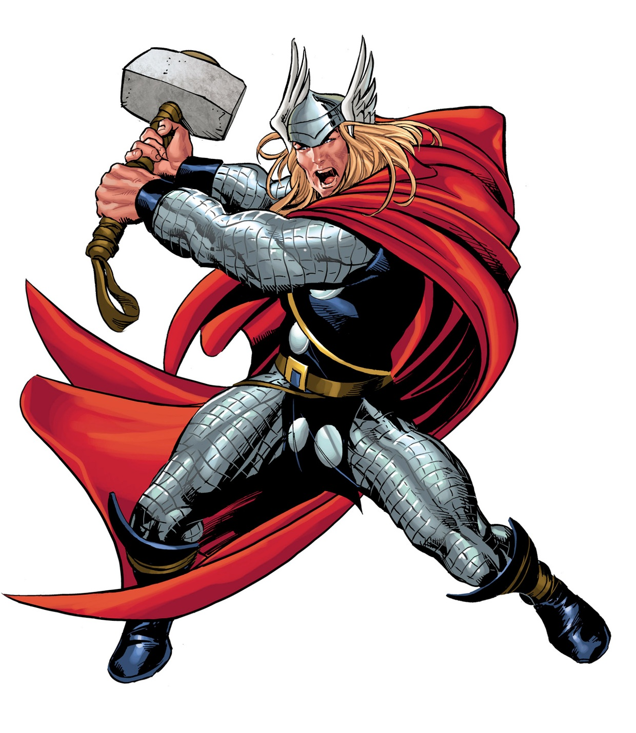 """Debuted in pages of """"Journey into mystery' in 1962. Thor ..."""