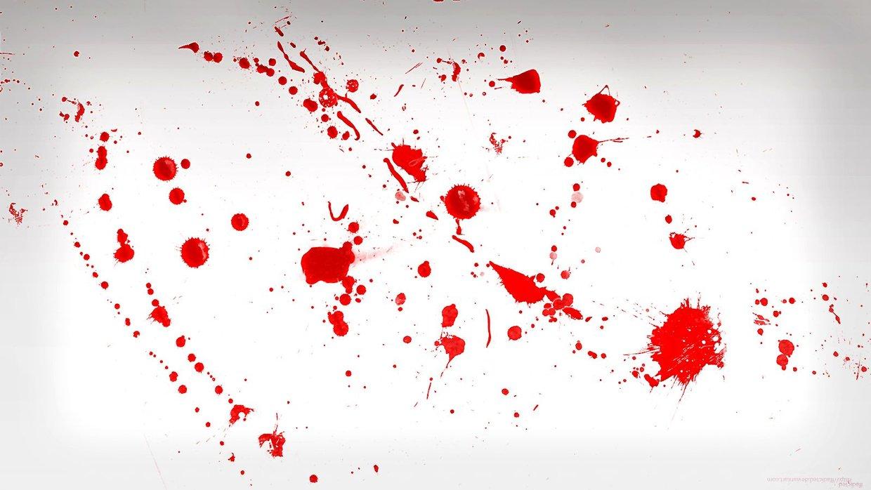 dexter blood splatter poster - photo #13