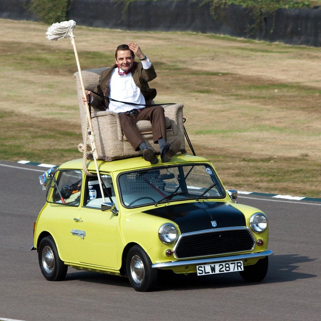 El Mini De Mr Bean Thinglink