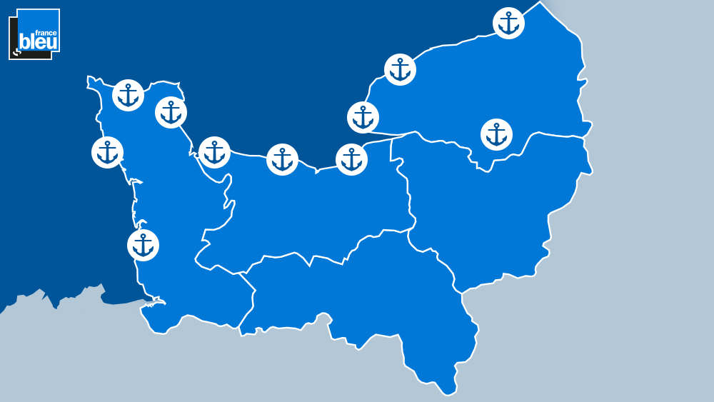 Grandes marées d'avril : les horaires en Normandie