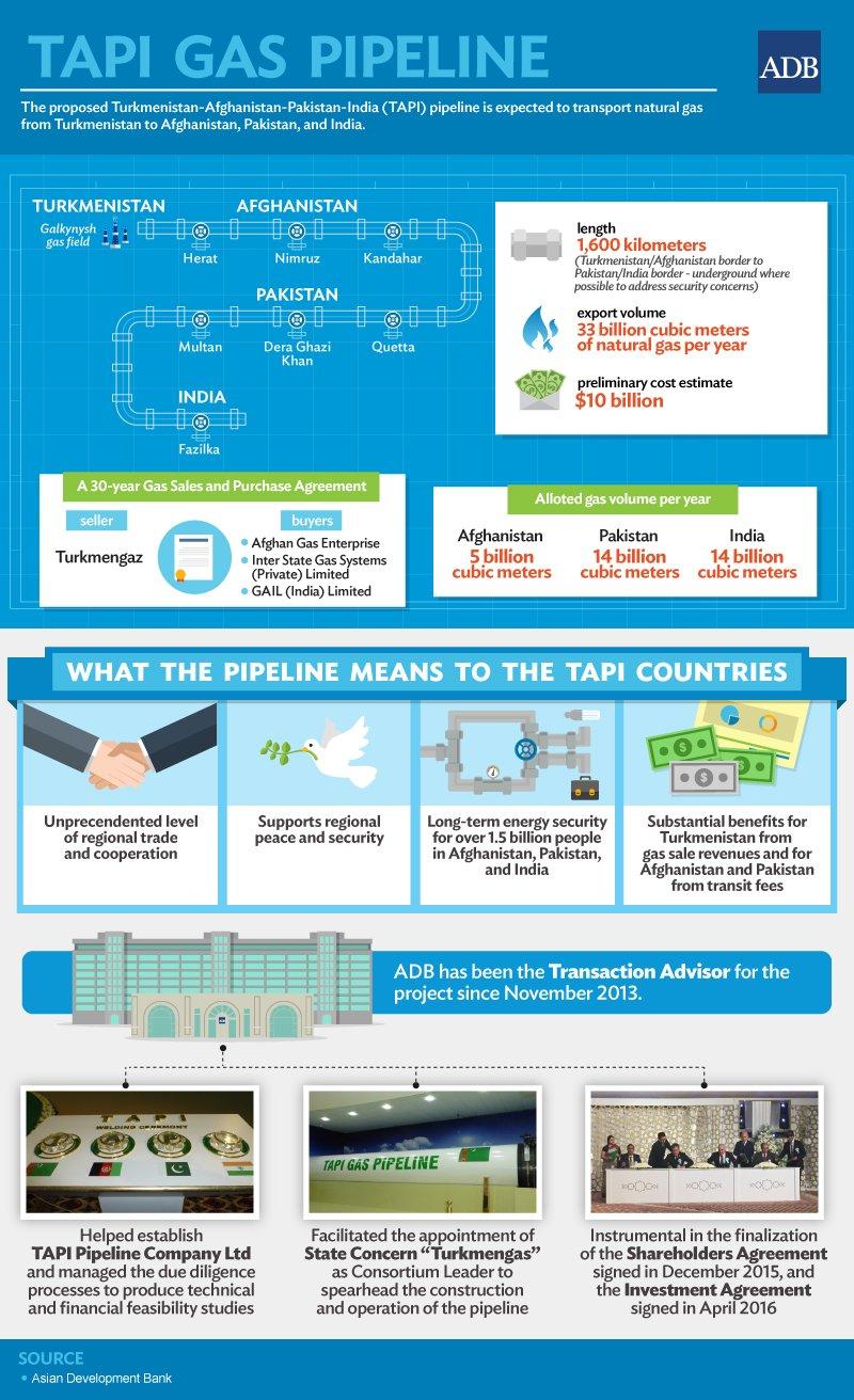 tapi gas pipeline essay