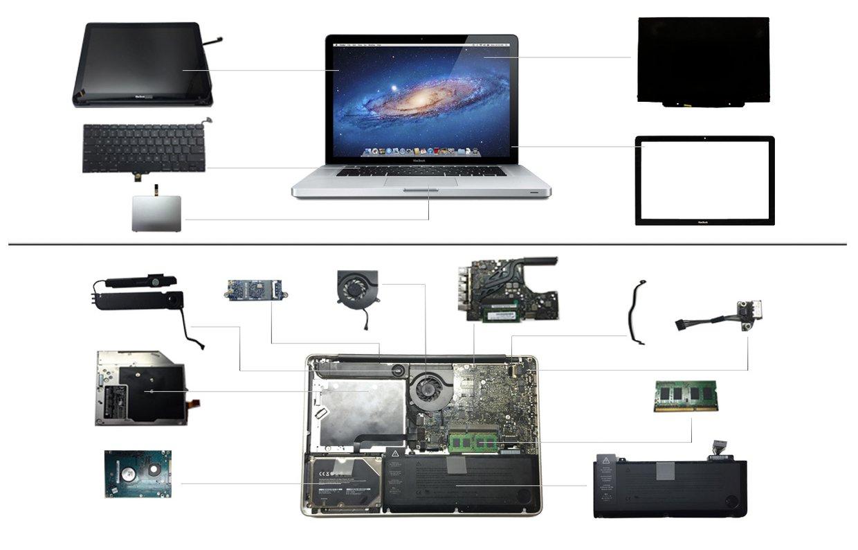 """13"""" Macbook Pro 2010 (A1278)"""