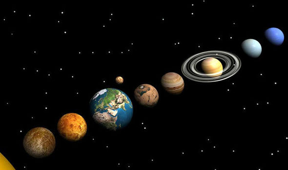 what is the third biggest planet in our solar system