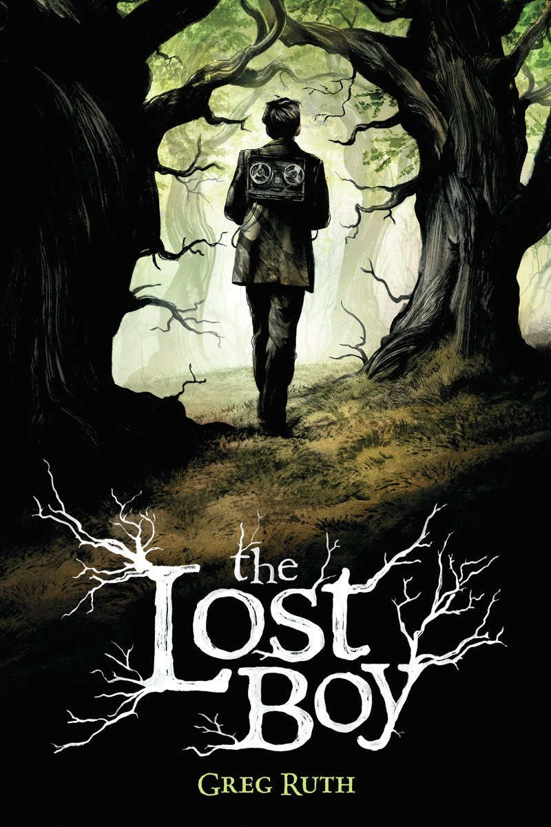 The lost boy book report