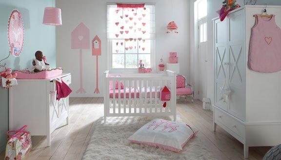 Slaapkamer lamp baby referenties op huis ontwerp interieur
