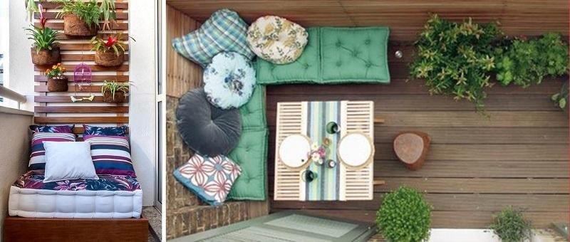 5 tips para aprovechar mi peque o balc n o terraza - Muebles para balcon pequeno ...