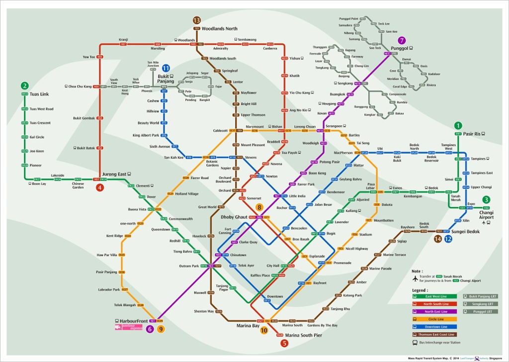 This interactive MRT map features a poem for every individual MRT