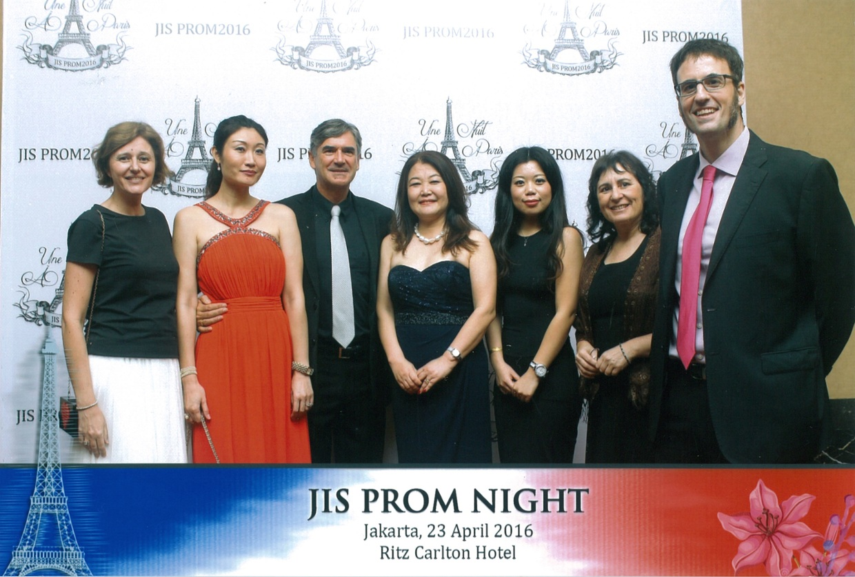 JIS Prom night - 23 April 2016