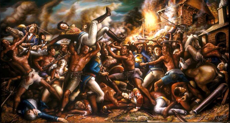 haitian revolution overview David patrick geggus teaches history at the university of florida, gainesville among his books are slavery, war and revolution and haitian revolutionary studies (iup.