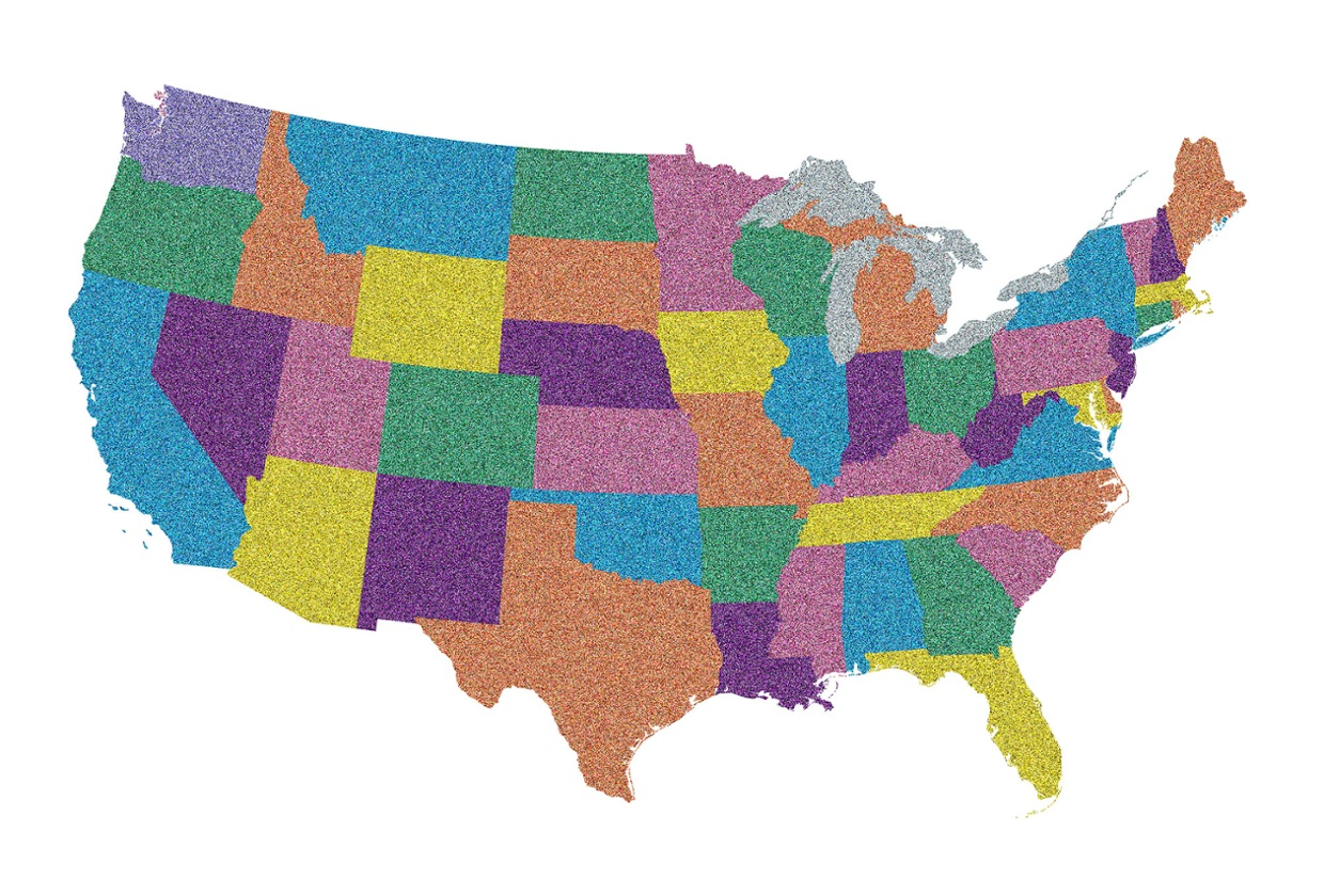 Class of 2016 College Map