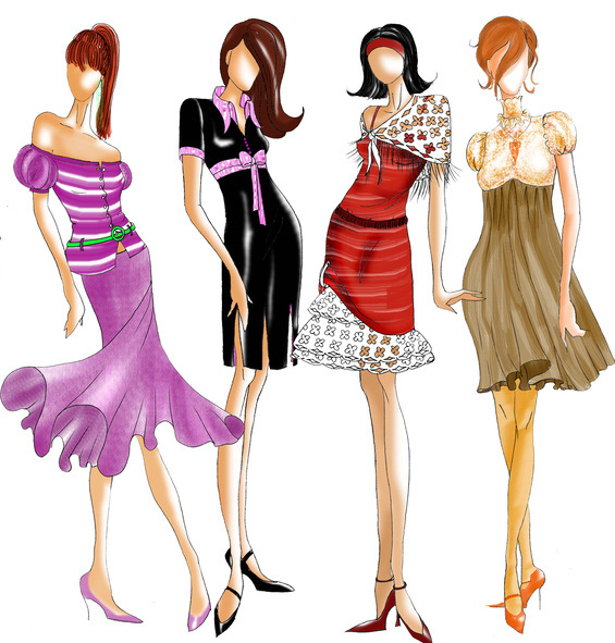 fashion designs thinglink