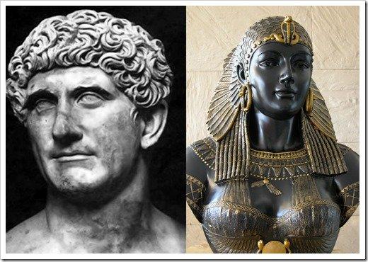 Mark Antony And Cleopatra Love Story