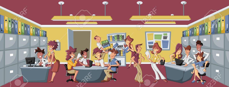 Riesgos laborales en la oficina thinglink for Riesgos laborales en oficinas administrativas