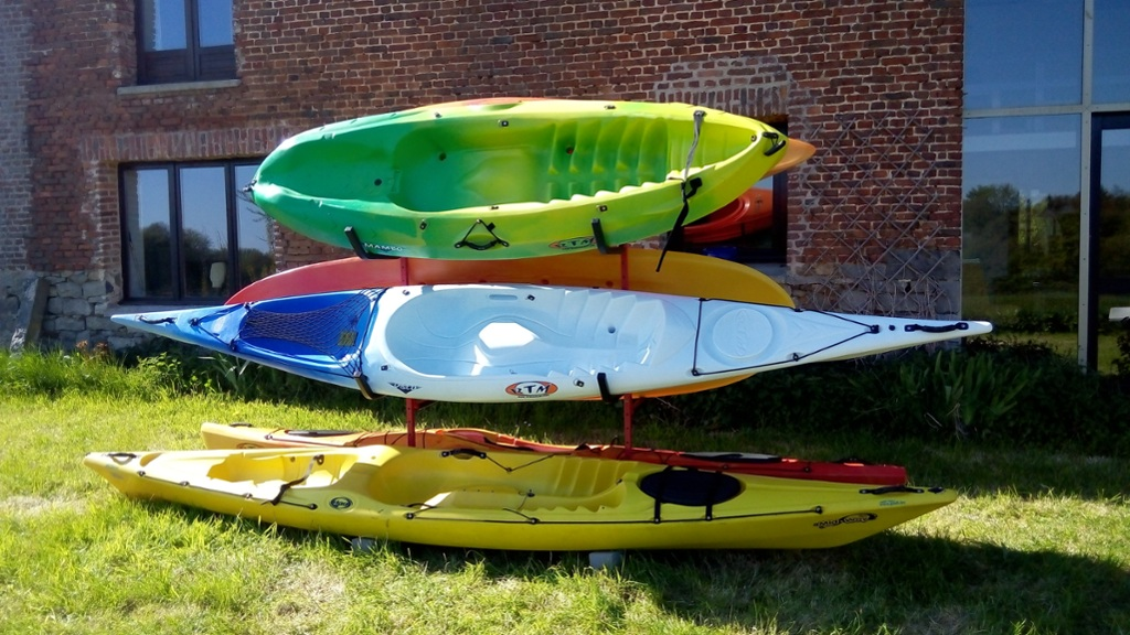 support a kayak