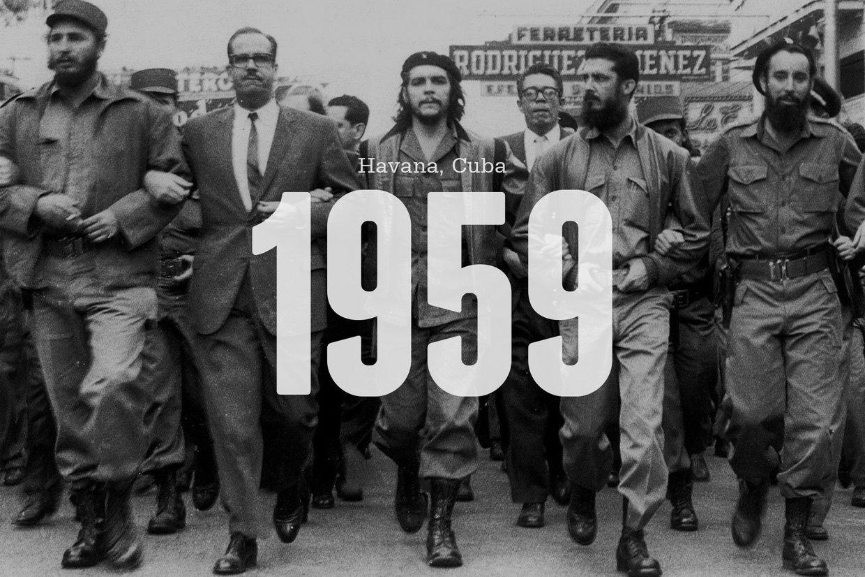 Cuban Revolution & Bay of Pigs