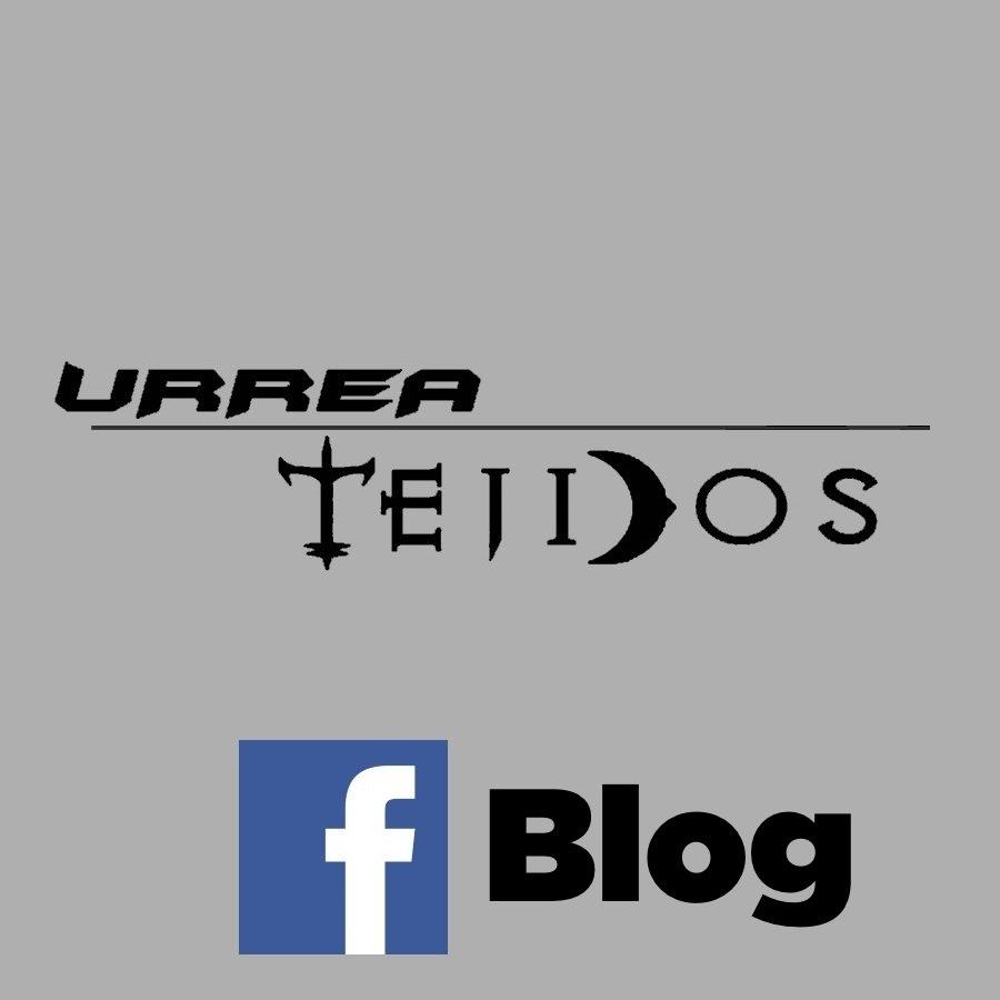 Tejidos Urrea - Facebook y Blog