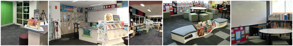 The Makerspace, Reference,Wave Seating, Collaboration Corner