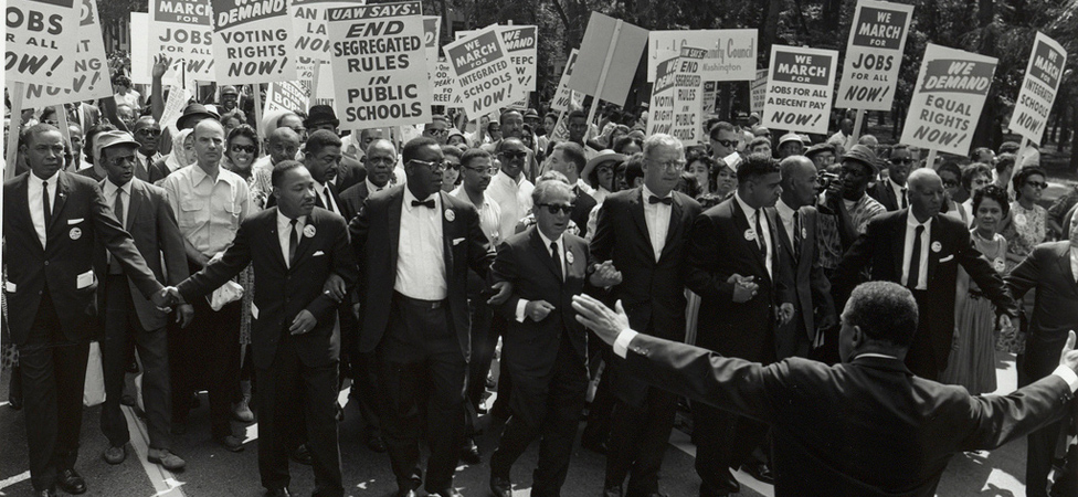 civil rights movement 10 The naacp played a pivotal role in the civil rights movement of the 1950s and 1960s one of the organization's key victories was the us supreme court's 1954 decision in brown v board of education that outlawed segregation in public schools.