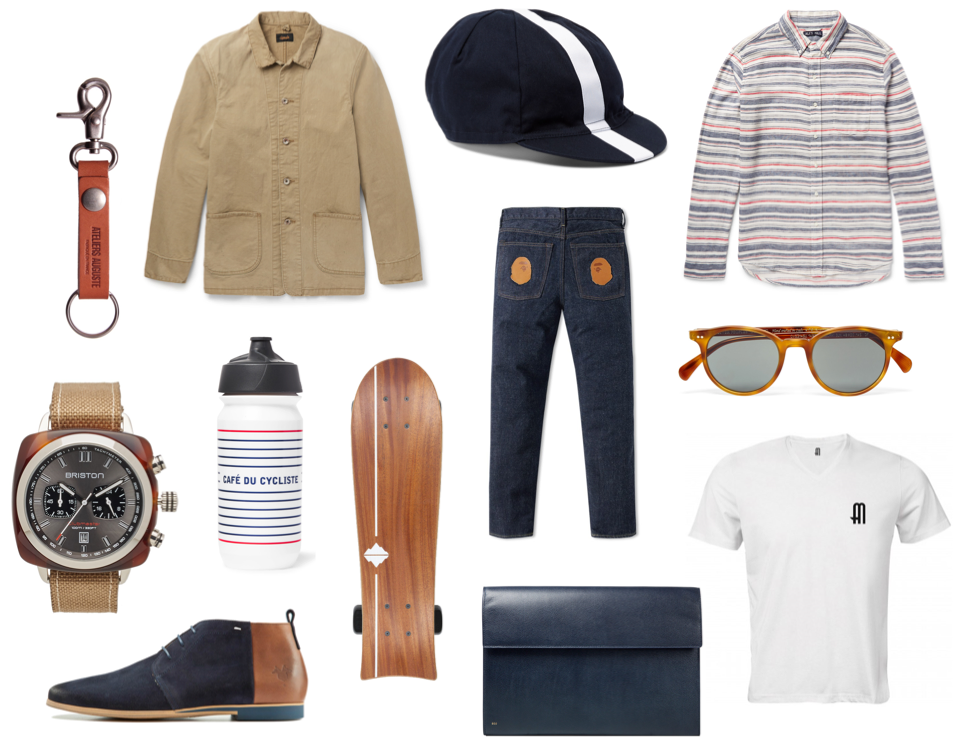 Menswear Selection #157: Sunday Spring Style
